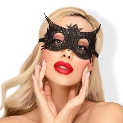 EIS Elegante Maske im Eulendesign