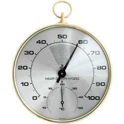 TFA Dostmann 45.2007 Thermo-/Hygrometer Gold