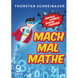 Mach mal Mathe als Buch von Thorsten Schreibauer