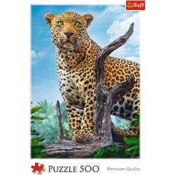 Wilder Leopard (Puzzle)