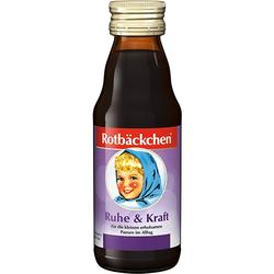 RABENHORST Rotbäckchen Ruhe & Kraft mini Saft 125 ml