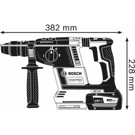 Bosch GBH 18V-26 F Professional ohne Akku (0611910000)