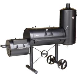 El Fuego Smoker Kiona, BxTxH: 211x70x173 cm