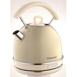 Wasserkocher, 2877 CR Vintage, 1,7 Liter, 2200 Watt, Wasserkocher, 38955461-0 beige beige