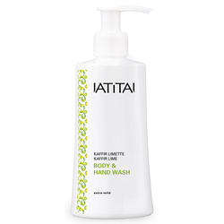 IATITAI Body & Hand Wash Kaffir Limette 250 ml