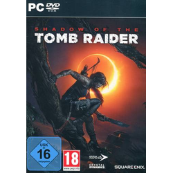 PC DVD Shadow of the Tomb Raider PC USK: 16
