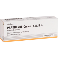 Panthenol Creme LAW