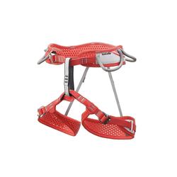 Ocun Klettergurt WeBee Lady Gurtfarbe - Rot, Gurtart - Hüftgurt, Gurtgewicht - 401 - 500 g, Gurtgröße - M - L,