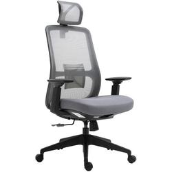 Sigtua Schreibtischstuhl Schreibtischstuhl Chefsessel PC Stuhl 70 cm x 124.5 cm x 50 cm