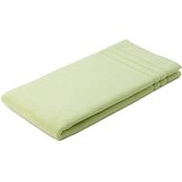 GÖZZE Frottier-Badvorleger Zero Twist Monaco Höhe 5 mm, beidseitig nutzbar, verwendbar, 1,1 kg/m² Gesamtgewicht grün Einfarbige Badematten
