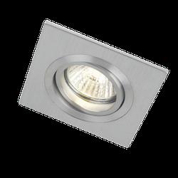 mlight Einbaustrahler für Halogen-/ LED-Lampen 50 mm mit Fassung GU53