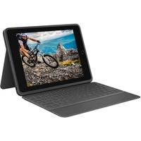 Logitech Rugged Folio iPad 10.2 graphite