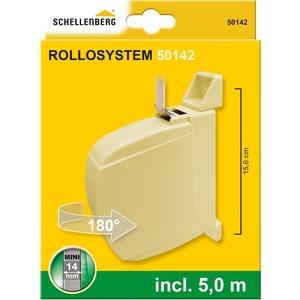 Schellenberg 50142 – Aufroller Schrauben