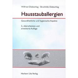 Hausstauballergien als Buch von Wilfried Diebschlag
