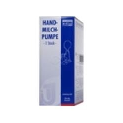 MILCHPUMPE Hand Gummiball mit Glas 1 St