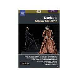 Polverelli & Piscitell - DONIZETTI: MARIA STUARDA (DVD)