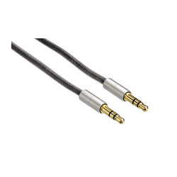 Hama Stecker - Stecker, 0,5 m Audio-Kabel, 3,5-mm-Klinke, 3,5-mm-Klinke (50 cm), 3,5-mm-Klinke
