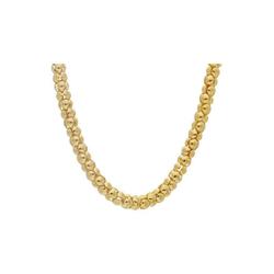 JuwelmaLux Collier Collier Gold Halsschmuck 45 cm (1-tlg), Damen Collier Gold 333/000, inkl. Schmuckschachtel