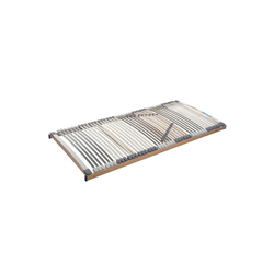 Lattenrost, Lattenrost Klassik (Medimed), Ravensberger Matratzen, 44 Leisten, Kopfteil nicht verstellbar, Fußteil nicht verstellbar 90 cm x 190 cm