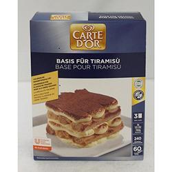 Carte Dor Basis für Tiramisu, 810g