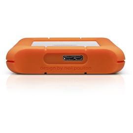 LaCie Rugged Mini 1 TB USB 3.0 silber/orange