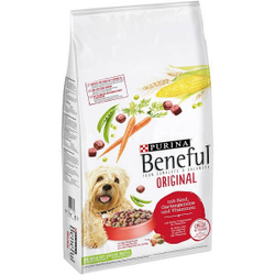 Beneful Original Rind & Gemüse Hundefutter 2 x 12 kg
