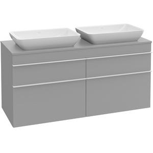 Villeroy & Boch Venticello Waschtischunterschrank 125,7 × 60,6 × 50,2 cm für Hal… Elm Impresso (Ulme)