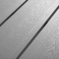 Tectake Maren Gartentisch 90 x 90 x 74,5 cm silber