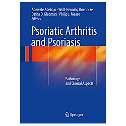 Psoriatic Arthritis and Psoriasis - Buch