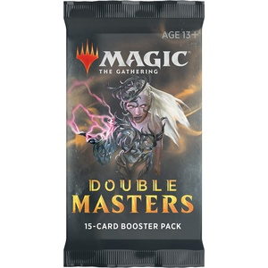 MTG Double Masters Booster Englisch, Magic: The Gathering