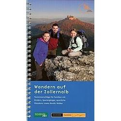 Wandern auf der Zollernalb - Buch