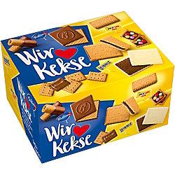 Bahlsen Gebäck Wir lieben Kekse 4 Stück à 280 g