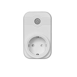PRECORN Wifi Steckdose kompatibel mit Amazon Alexa WLAN Smart Home intelligente Funksteckdose Smarte Steckdose