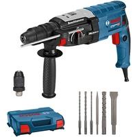 Bosch GBH 2-28 F Professional inkl. Zubehör 6-tlg. + L-Boxx 061126760G