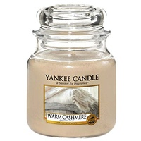 Yankee Candle Warm Cashmere Duftkerze 411 g