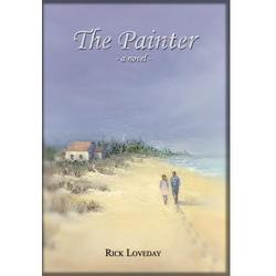 The Painter als Buch von Rick Loveday
