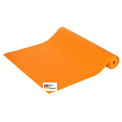 yogabox Yogamatte Yogilino Kinderyogamatte orange