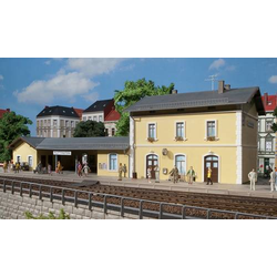 Auhagen 11369 H0 Bahnhof Plottenstein