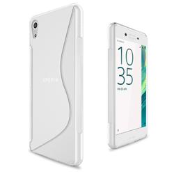 Handy Hülle für Sony Xperia M5 Backcover Silikon Case