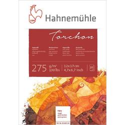 Hahnemühle Aquarellpapier Aquarellblock Torchon A6