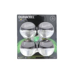 Duracell LED Gartenleuchte Duracell Solar LED Treppenlicht GLl038GDU als LED