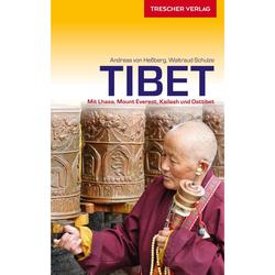 Reiseführer Tibet - Neu 2020|Tibet
