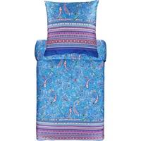 BASSETTI Burano blau 155 x 220 cm + 80 x 80 cm