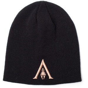 Assassin's Creed Beanies Assassin's Creed Odyssey - Odyssey Logo Beanie Black