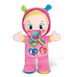 Plüsch Baby Clementoni Alice Meine erste Puppe