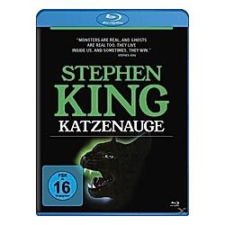Katzenauge - DVD  Filme