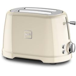 Toaster »6115.09.20 Iconic Line - T2 creme«, 900 Watt, Toaster, 69597601-0 beige beige