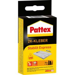 2 Komponenten Kleber Stabilit Express, 30 g + Zubehör