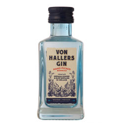 Von Hallers Gin 0,05l 44%