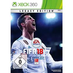 XBOX360 Fifa 18 - Legacy Edition